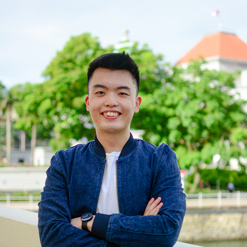 Resync IoT Engineer Intern Tan Wei Qiang