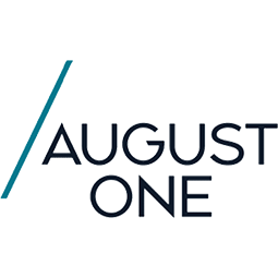 August One logo